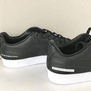 40d8593a5b0e74 Puma Shoes - Puma x Black Scale NEW court platform sneaker mens